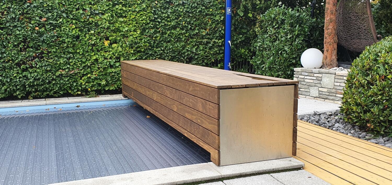 bum24-20er Set Holzschraubstifte mit durchgehendem Holzgewinde 6,0 x 40 mm blank