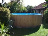 Rundbecken-Set FUN WOOD von Future Pool