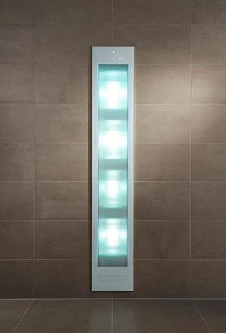 Sunshower Deluxe white mit UV